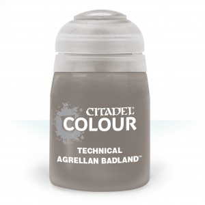 TECHNICAL: AGRELLAN BADLAND