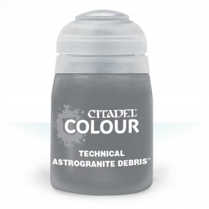 TECHNICAL: ASTROGRANITE DEBRIS