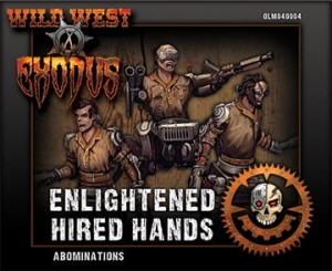 ENLIGHTENED ABOMINATIONS BOX (HIRED HANDS)