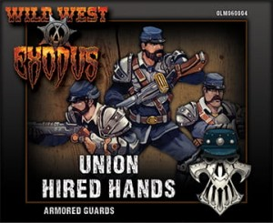 UNION ARMORED GUARDS BOX (HIRED HANDS)