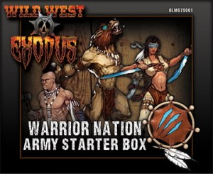 WARRIOR NATION STARTER BOX
