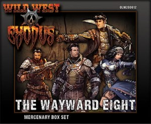 THE WAYWARD 8 MERCENARY BOX (OLD)