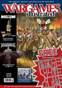WARGAMES ILLUSTRATED ISSUE 381 JULY EDITION 2019