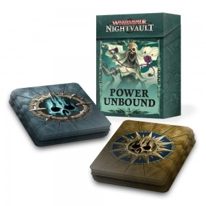 WH UNDERWORLDS: POWER UNBOUND CARDS ENG