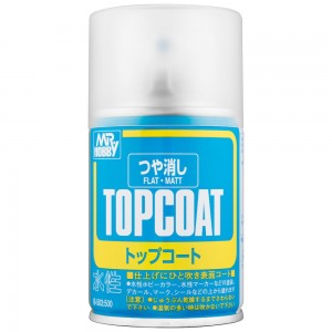 B-503 Mr.TopCoat Flat
