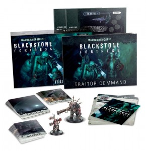 BLACKSTONE FORTRESS: TRAITOR COMMAND (ENG)