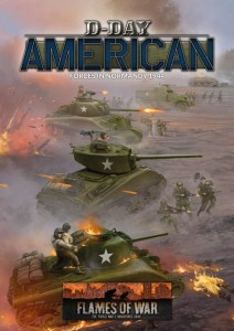 D-DAY AMERICANS (80P A4 HB)