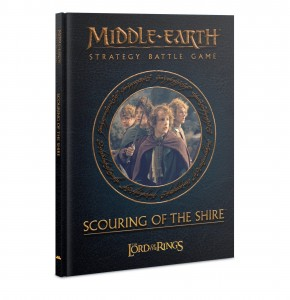 M-E SBG: SCOURING OF THE SHIRE (ENGLISH) (MAIL ORDER)