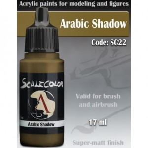 SCALE75 - ARABIC SHADOW