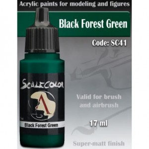 SCALE75 - BLACK FOREST GREEN