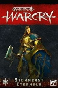 WARCRY WARBAND CARDS: STORMCAST ETERNALS