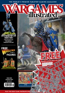 WARGAMES ILLUSTRATED ISSUE 382 AUGUST EDITION 2019