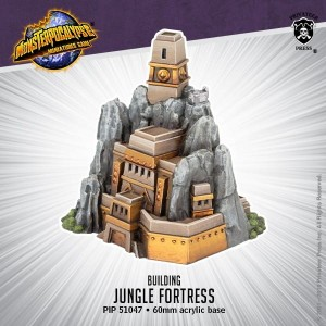 MONPOC BUILDING JUNGLE FORTRESS