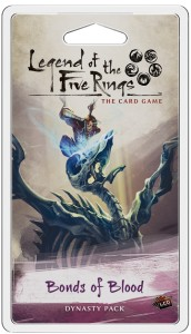 Bonds of Blood Dynasty Pack: L5R LCG