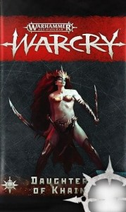 WARCRY WARBAND CARDS: DAUGHTERS OF KHAINE