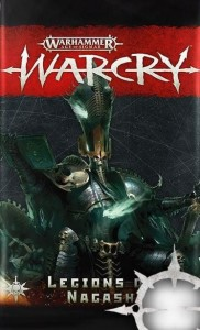 WARCRY WARBAND CARDS: LEGIONS OF NAGASH