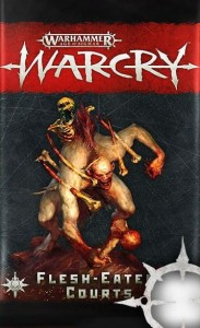 WARCRY WARBAND CARDS: FLESH-EATER COURTS