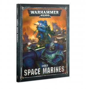 CODEX: SPACE MARINES (HB) (ENGLISH)