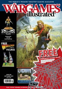 WARGAMES ILLUSTRATED WI383 SEPTEMBER EDITION