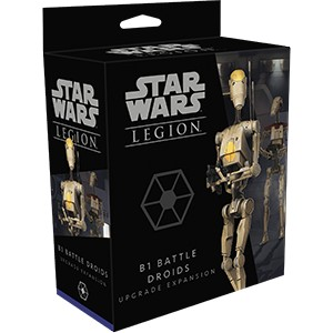 STAR WARS LEGION: B1 BATTLE DROID UPGRADE EXPANSION