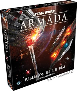 REBELLION IN THE RIM CAMPAIGN EXP: STAR WARS ARMADA