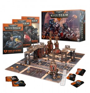 WH40K: KILL TEAM STARTER SET 2019 (ENGLISH)
