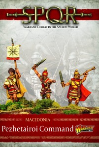 MACEDONIAN PEZHETAIROI COMMAND