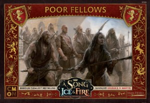 LANNISTER POOR FELLOWS: A SONG OF ICE AND FIRE EXP.