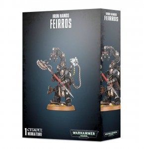 IRON HANDS FEIRROS