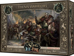 THENN WARRIORS UNIT BOX: A SONG OF ICE AND FIRE EXP.