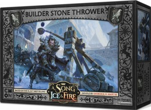 BUILDER STONE THROWER: A SONG OF ICE AND FIRE EXP.