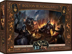 BOLTON BLACKGUARDS UNIT BOX: A SONG OF ICE AND FIRE EXP.