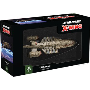 STAR WARS X-WING: C-ROC EXPANSION PACK