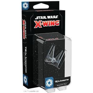 STAR WARS X-WING: TIE/IN INTERCEPTOR
