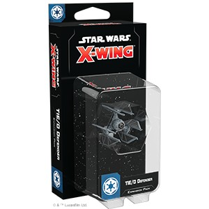 STAR WARS X-WING: TIE/D DEFENDER