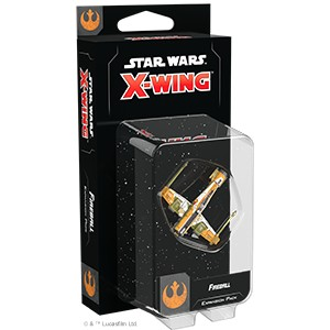STAR WARS X-WING: FIREBALL