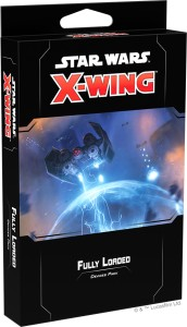 STAR WARS X-WING: FULLY LOADED DEVICES PACK