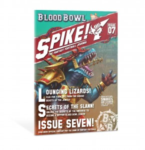 SPIKE! JOURNAL: ISSUE 7 (ENGLISH)