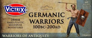VICTRIX GERMANIC WARRIORS (x60)