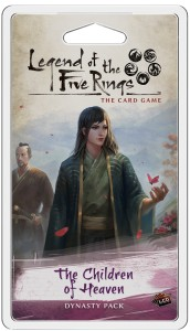 The Children of Heaven Reign Dynasty Pack: L5R LCG
