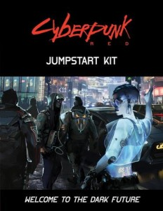 CYBERPUNK RPG RED JUMPSTART KIT: BOXED SET