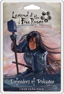 Defenders of Rokugan, Crab Clan Pack: L5R LCG