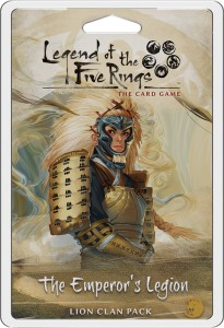 The Emperor's Legion, Lion Clan Pack: L5R LCG