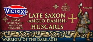 HUSCARLES (LATE SAXONS/ANGLO DANES)