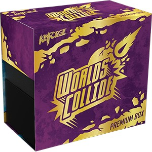 KEYFORGE: WORLDS COLLIDE PREMIUM BOX