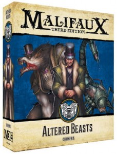 ALTERED BEASTS