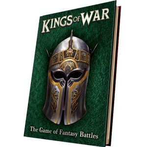 KINGS OF WAR - 3RD EDITION RULEBOOK
