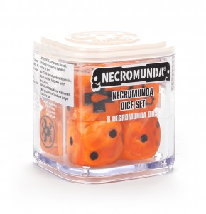 NECROMUNDA DICE SET