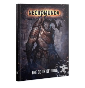 NECROMUNDA: THE BOOK OF RUIN (ENGLISH)