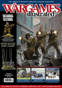 WARGAMES ILLUSTRATED WI386 DECEMBER EDITION
